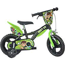 "image of Ben 10 Kids Bike - 12"" Wheel"