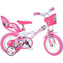 "image of Minnie Kids Bike - 12"" Wheel"