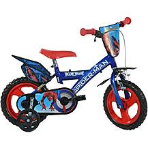 "image of Spiderman Homecoming Kids Bike -  12"" Wheel"