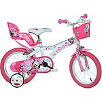 "image of Minnie Kids Bike - 16"" Wheel"