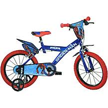 "image of Spiderman Homecoming Kids Bike - 16"" Wheel"