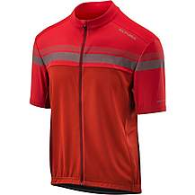 image of Altura Nightvision Short Sleeve Jersey Red