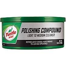 image of Turtle Wax Polishing Compound Paste 298g