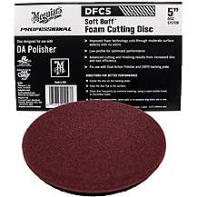 image of Meguiars Soft Buff Foam Cutting Disc 5""
