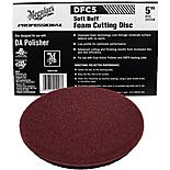 Meguiars Soft Buff Foam Cutting Disc 5""