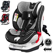 image of Cozy N Safe Arthur Group 0+/1/2/3 Child Car Seat