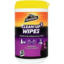 image of Armor All Clean-Up Wipes Canister x 20