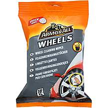 image of Armor All Wheel Cleaning Wipes x 16