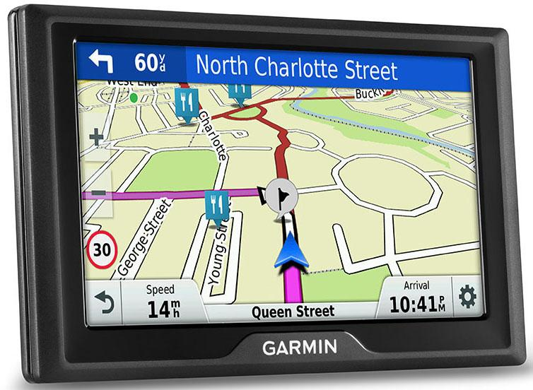Garmin Drive 51 LM with Lifetime Full Europe Maps 5 inch Sat Nav