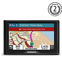 "image of Garmin Drive 52MT-S with UK Maps 5"" Sat Nav"