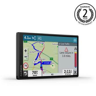 837507: Garmin DriveSmart 55 MT-S with UK Maps 6 Sat Nav