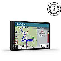 "image of Garmin DriveSmart 55 MT-S with UK Maps 6"" Sat Nav"