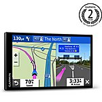 "image of Garmin DriveSmart 65 MT-D with Full Europe Maps 6.95"" Sat Nav"