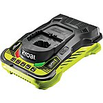 image of Ryobi 18V ONE+ Fast Charger