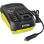 image of Ryobi 18V ONE+ In-Car Charger
