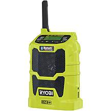 image of Ryobi 18V ONE+ Bluetooth Radio (Bare Tool)