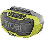 image of Ryobi 18V ONE+ Stereo (Bare Tool)