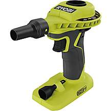 image of Ryobi 18V ONE+ Volume Inflator (Bare Tool)