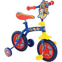 "image of Paw Patrol 2in1 Training Bike - 10"" Wheel"