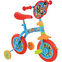 Toy Story 2in1 Training Bike - 10