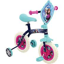 "image of Frozen 2in1 Training Bike - 10"" Wheel"