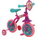 "Disney Princess 2in1 Training Bike - 10"" Wheel"