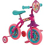 "image of Disney Princess 2in1 Training Bike - 10"" Wheel"