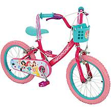 Disney Princess Kids Bike - 16