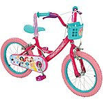 "image of Disney Princess Kids Bike - 16"" Wheel"