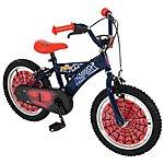 "image of Spiderman Kids Bike - 16"" Wheel"