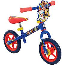 "image of Paw Patrol Balance Bike - 10"" Wheel"
