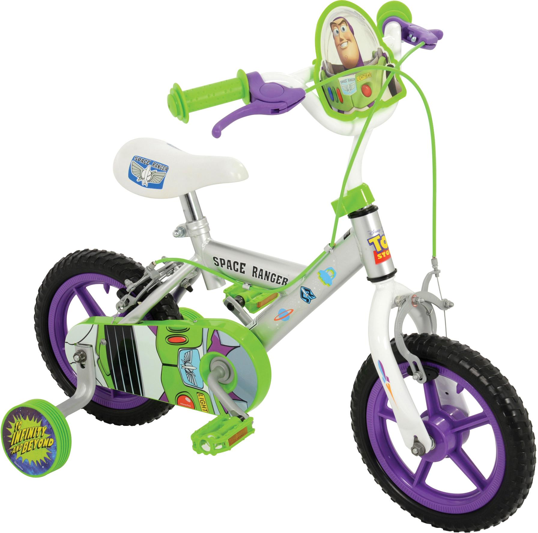 Buzz Lightyear Kids Bike   12 Inch Wheel