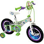 "image of Buzz Lightyear Kids Bike - 14"" Wheel"