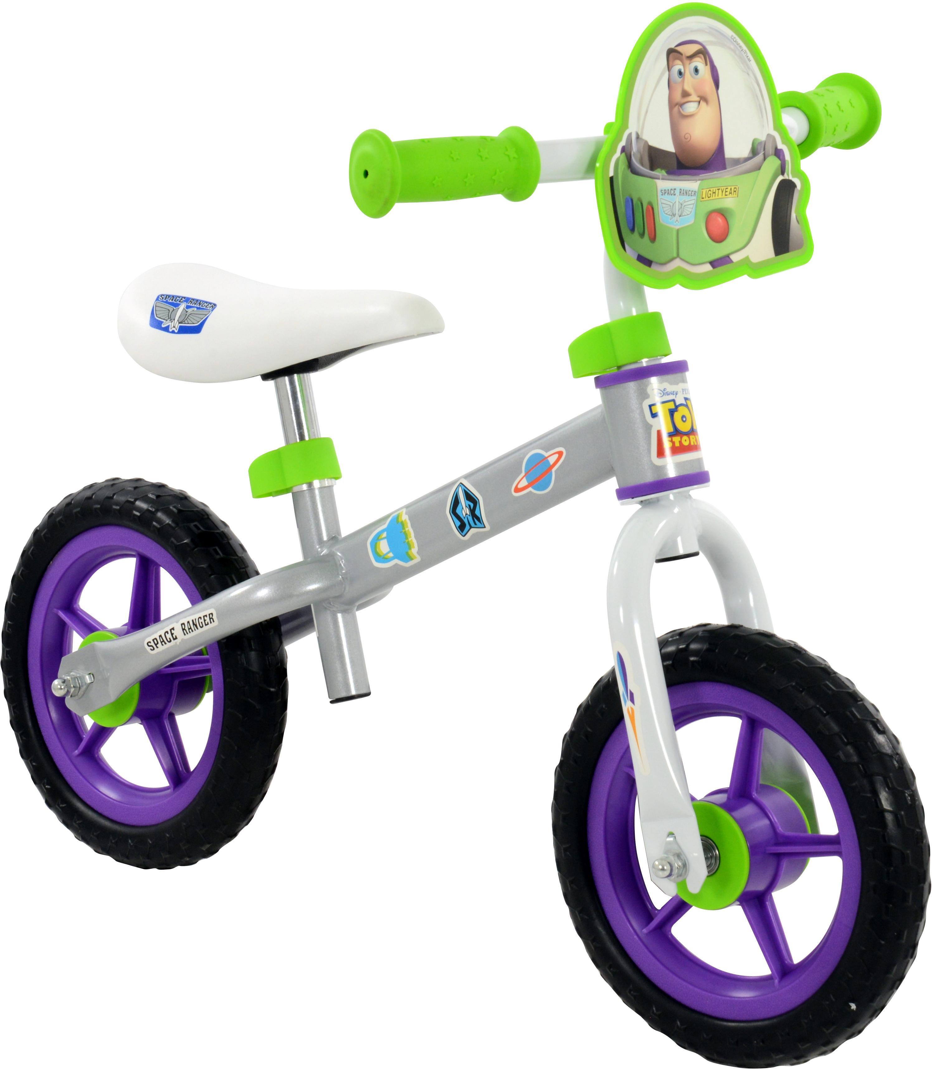 Buzz Lightyear Balance Bike   10 Inch Wheel