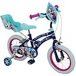 "image of Disney Frozen Kids Bike - 14"" Wheel"