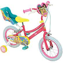 "image of Barbie Kids Bike - 14"" Wheel"
