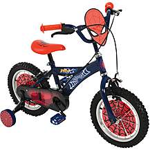 Spider-Man Kids Bike - 14