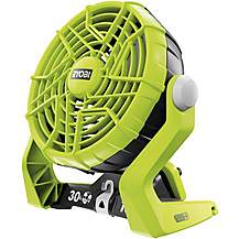 image of Ryobi 18V ONE+ Fan (Bare Tool)