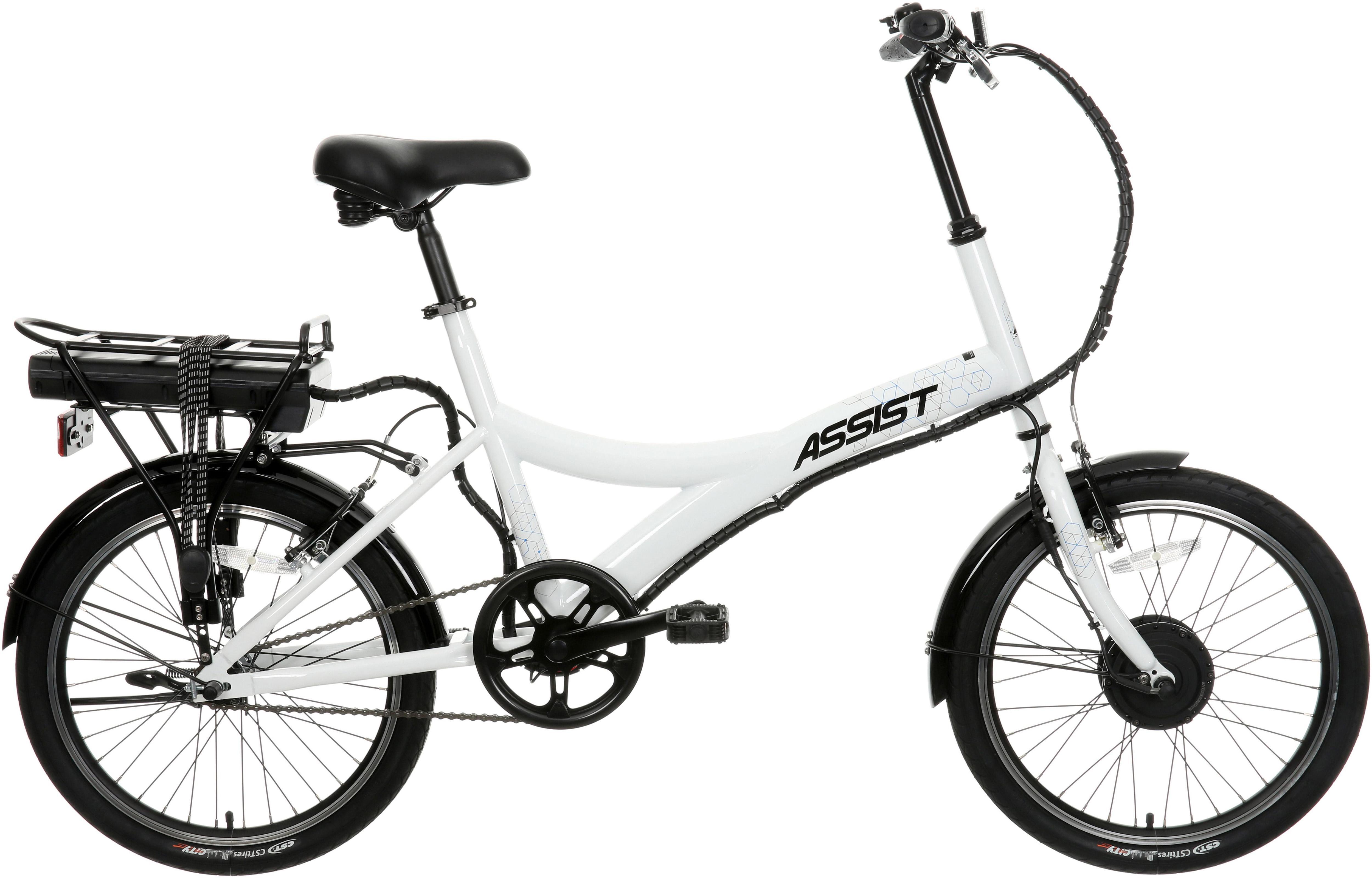 Assist Hybrid Electric Bike - 20 Inch Wheel