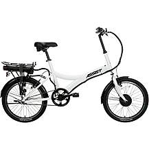Assist Hybrid Electric Bike - 20