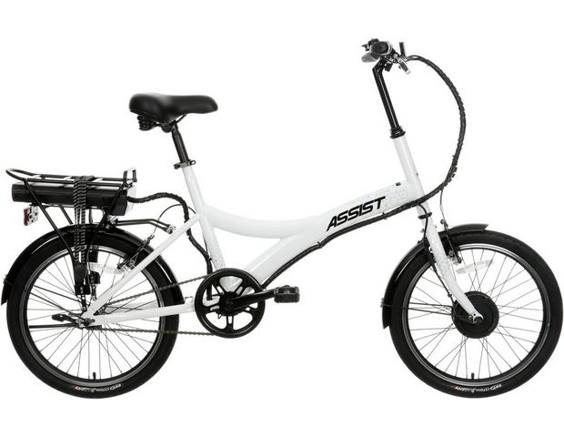 "Assist Hybrid Electric Bike - 20"" Wheel"