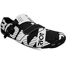 image of BONT Riot Buckle Cycling Shoe, Black