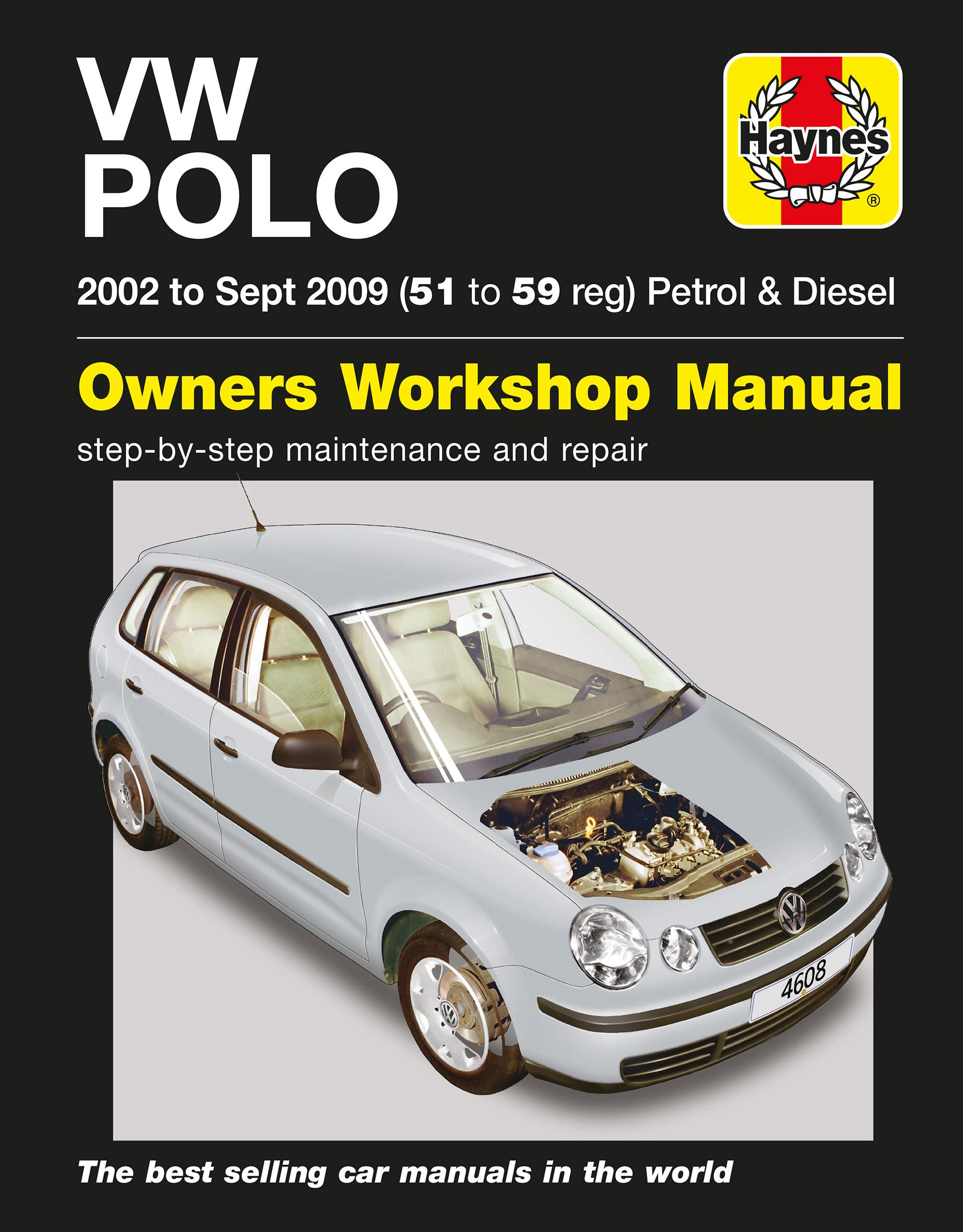 haynes vw polo 02 to may 05 manua rh halfords com vw polo owners manual 2008 vw polo owners manual