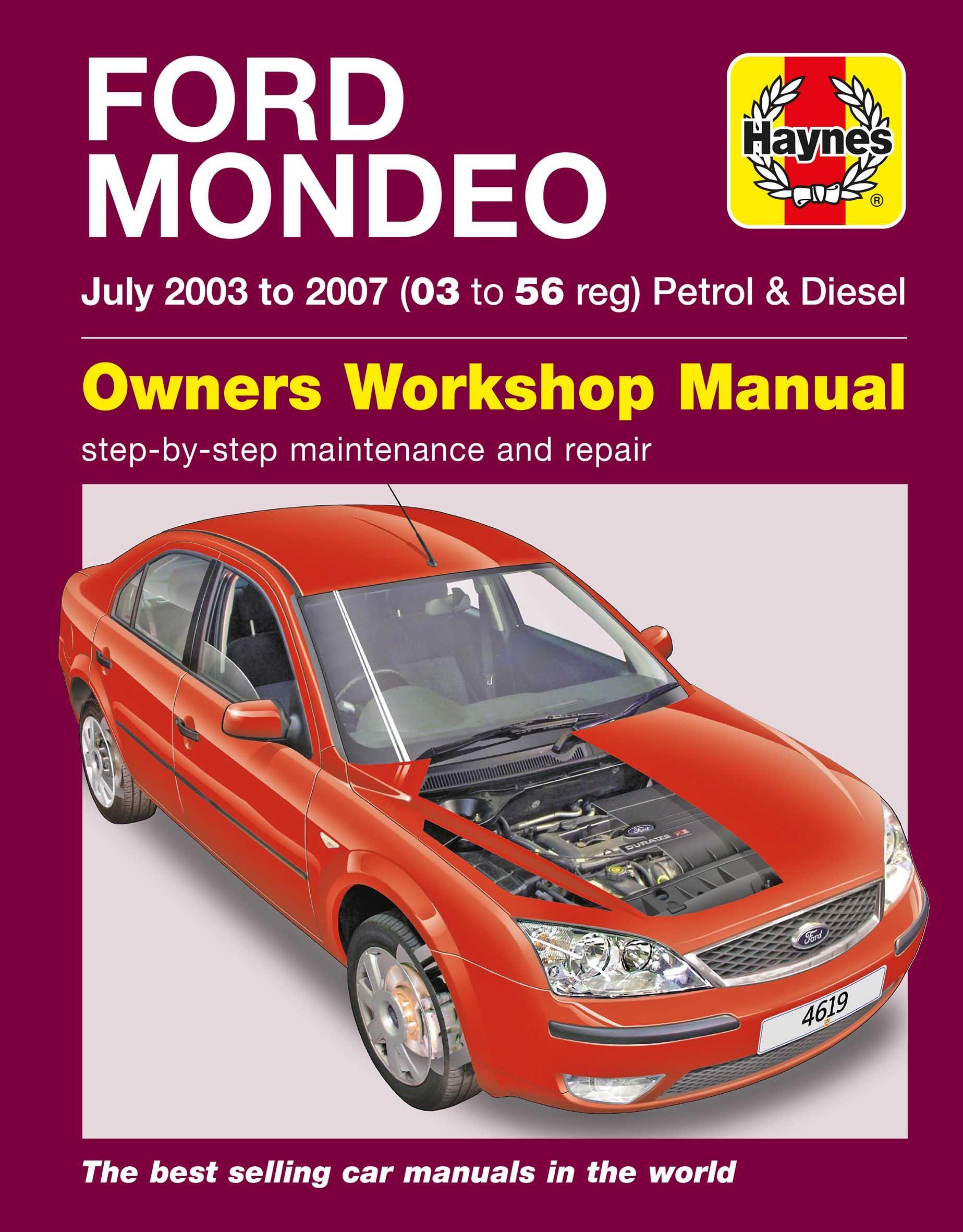 ford mondeo mark 3 owners manual open source user manual u2022 rh dramatic varieties com 2007 ford fiesta owners manual 2016 Ford Mondeo