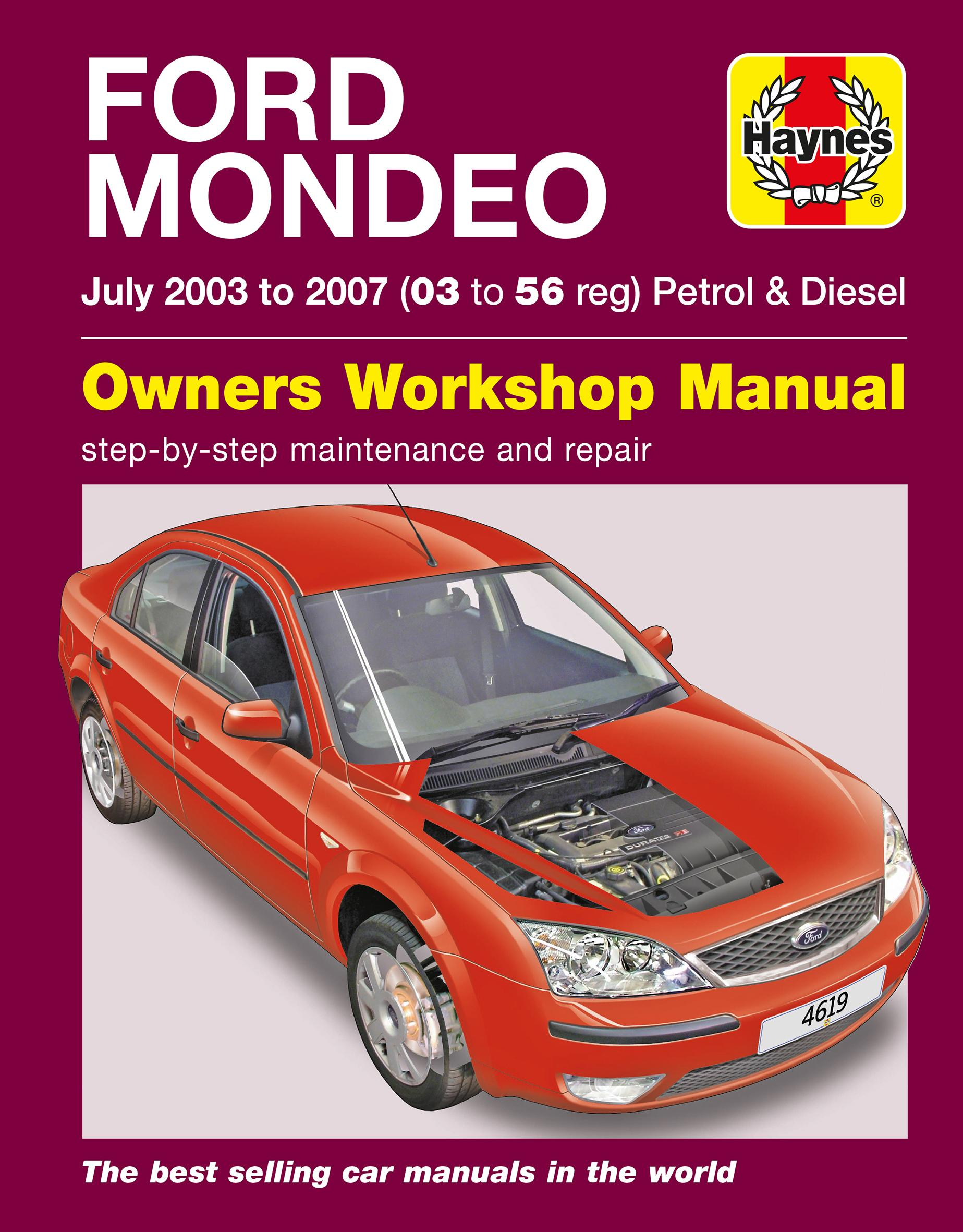 haynes ford mondeo july 03 07 m rh halfords com ford focus mk3 repair manual pdf ford focus mk3 repair manual pdf