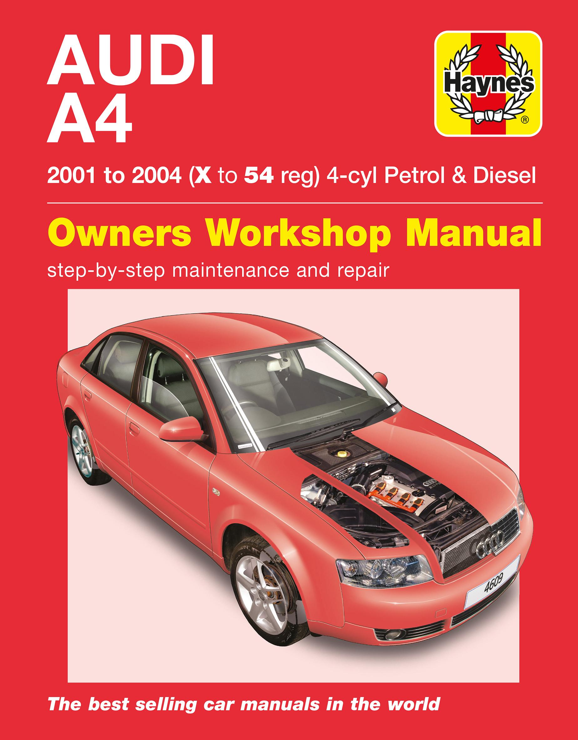 haynes audi a4 01 to 04 manual rh halfords com audi a4 b6 workshop manual pdf free audi a4 b6 workshop manual pdf free