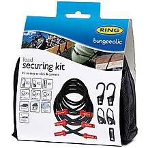 image of Ring 8 piece bungee cord kit