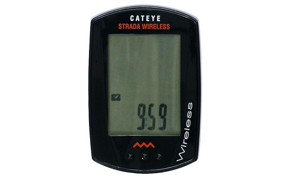 Cateye Strada Wireless Cycling Computer