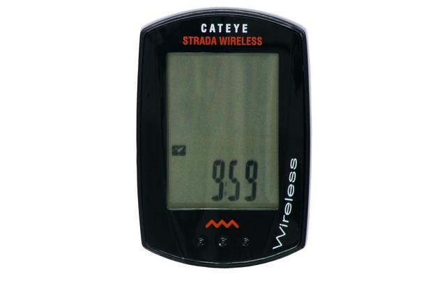 Cateye Strada Wireless Cycling Comp