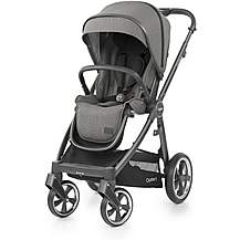 image of Oyster 3 Stroller - City Grey with Mercury Fabric